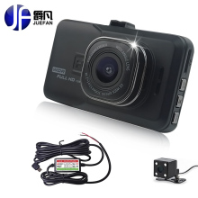 Camcorder Recorder Car Camera Full HD 1080P / IR Night Vision Support / High Definition Dvr Dual Lens dvr 3.0 inch screen charge