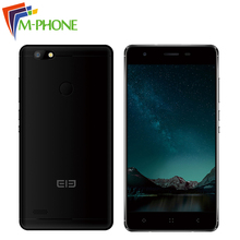 Original Elephone C1 mini Mobile Phone 5.0″ Android 6.0 Cellphone MTK6737 Quad core 1GB RAM 16GB ROM Smart phone Drop Shipping