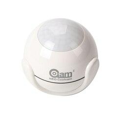 NEO COOLCAM Z-WAVE PLUS NAS-PD01Z Mini Sensor de Movimento PIR, Operado Por Bateria, UE versão de Automação Residencial Inteligente: 868.4 MHz