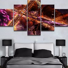 5 Piece HD Print One Anime Poster Cuadros Painting Canvas Wall Art Picture Home Decoration Living Room