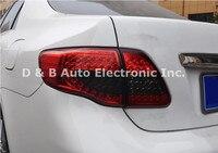 1 пара Фирменная Новинка LED Задние огни светодиодные фонари задние фонари сигнала Лампы для мотоциклов для Toyota Corolla 2007 2010'