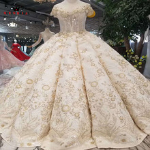 QUEEN BRIDAL 100% Real Photos Wedding Dresses Bridal Gowns