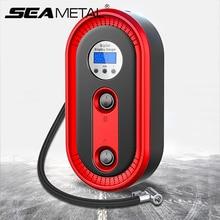 Mini pompe à Air Portable pour véhicule, compresseur dair pour véhicule, arrêt automatique et éclairage durgence pour véhicule, outil de réparation