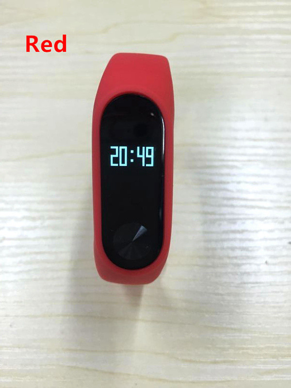 Xiaomi Mi Band 2 Fit Replacement Smart MI Band 2 Touchpad Screen Heart Rate Monitor Pedometer Wristband IP67 FitnessTracker 43