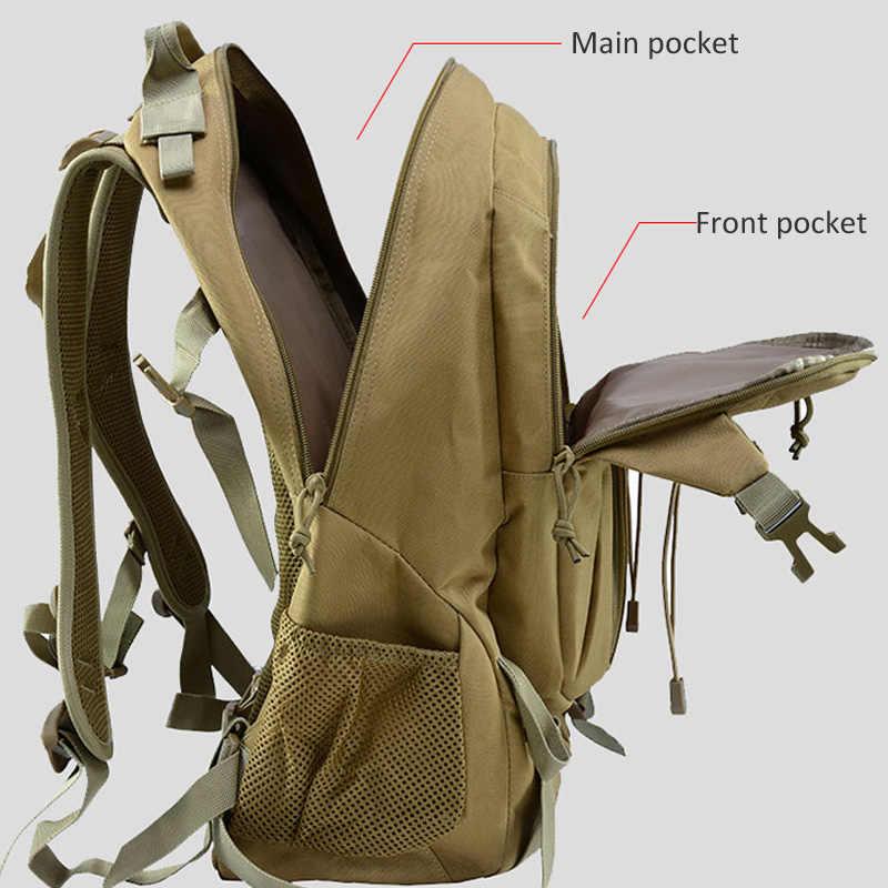 Mochilas de acampada de gran capacidad para hombres, bolsas de escalada de camuflaje para hombre, senderismo ruso, mochila para viajes al aire libre, Mochlia Tas, Bolso XA760WA