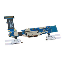 New Charger Port Dock USB Connector Flex Cable For Samsung Galaxy S5 G9008V Headphone Audio Jack Flex Ribbon