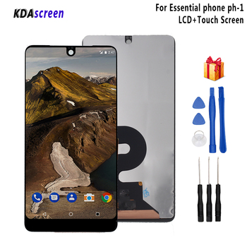 High Quality For Essential phone ph-1 LCD Display Touch Screen Digitizer For Essential phone ph-1 Screen LCD Display Free Tools for nokia n95 not n95 8gb n96 original phone lcd screen digitizer display free tools free shipping