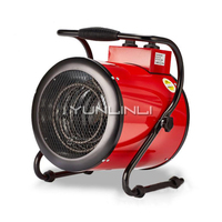 Industrial Warm Air Blower Large Power Portable Electric Fan Heater Commercial Electric Heating Device