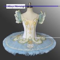Взрослых Для женщин профессиональный пачка блин юбка пачка девочек Коппелия классический балет сценический костюм производительности пач
