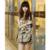 2017 de La Moda Nuevo Bolso Femenino de Corea de Lona Multifuncional Travle Portátil Crossbody BAG5029 Morrales Del Bolso de Escuela CALIENTE de LA VENTA
