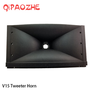 Image 1 - Speaker Tweeter Treble Horn Accessories Plastic 375*220 For Console Mixer Professional Audio DJ Home Theater