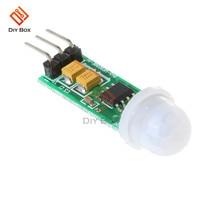 HC SR505 Mini Sensing Module For Arduino Body Human Sensor Module Sensing Mode mini body Sensor Switch NEW