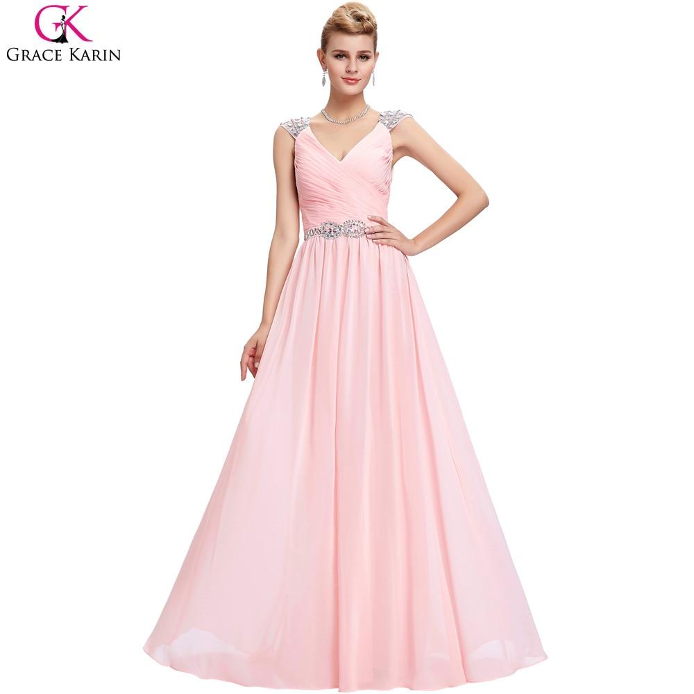 Compra mujeres vestido largo para el banquete de boda online al por ...