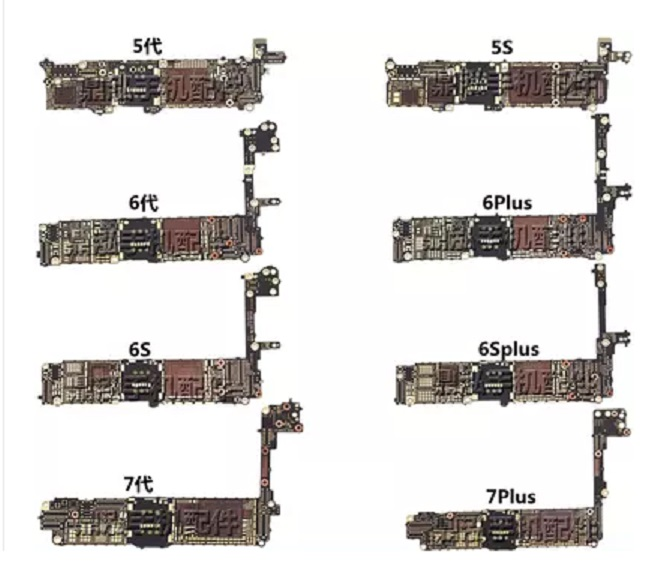 cheap for discount 18843 1b878 Buy iphone motherboard replacement and get free shipping on ...