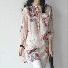 blouse summer linen tops