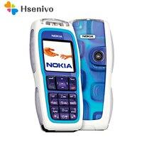 Лидер продаж 3220 сотовый телефон 100% оригинальный мобильный телефон Nokia 3220 разблокирована GSM900/1800/1900 дешевый мобильный телефон Бесплатная дос...