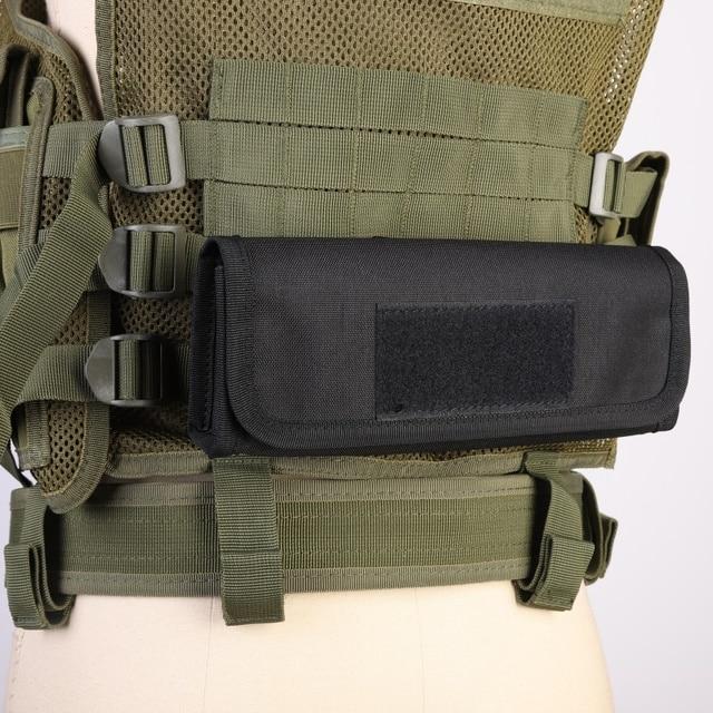 Sports Military 600D Utility Tactical Vest Waist Pouch Bag 5