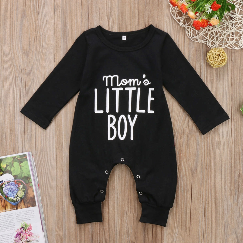 Winter Children Clothing Baby Boy Girl One-Pieces   Romper   Newborn Infant Long Sleeve Jumpsuit Outfits Clothes