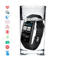 Smart Band V8 Sports Watch Waterproof Heart Rate Monitor Health Fitness Tracker Bracelet Sleep Pedometer pk mi band 4