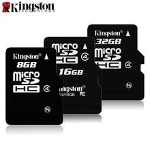 Original Kingston Memory Card SD Card 16GB 8GB SDC4 MicroSD Card 32GB Class 4 MicroSDHC Mini SD Card Cartao De Memoria