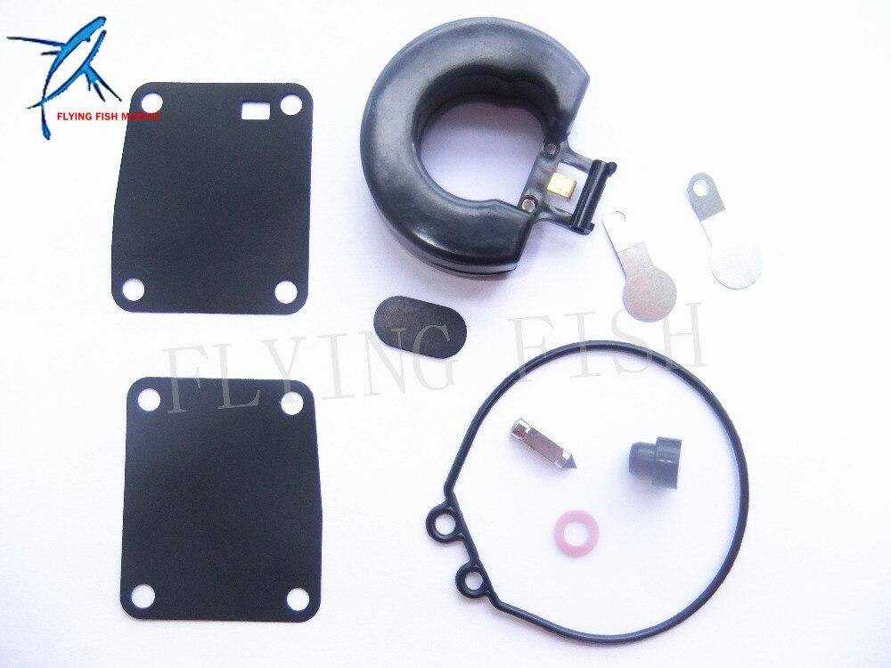 Kit de Reparo Do Carburador Do Motor de popa 6G1-W0093-00-00 18-7765 para a Yamaha 3HP 6HP 8HP 6CMH 6DMH 8CMH