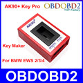 Professional AK90 Key Programmer AK90+ Pro Key Maker AK 90 Latest V3.19 Programming Chip Key Of EWS 2 / 3 / 4 Full Package