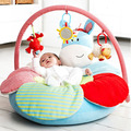 Blue Hippo Inflatable Baby Sofa Seat ELC Blossom Farm Sit Me Up Cosy Infant Soft Sofa Play Mats EC-006