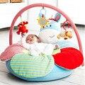 Hipopótamo azul Assento Do Sofá Inflável Do Bebê ELC Blossom Fazenda Sit Me Up Cosy Infantil Macio Sofá Tapetes de Jogo CE-006