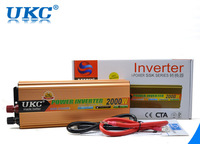 2KW Modified Sine Wave Power Inverter Converter DC 12 V to AC 220 240V + 5V USB Charger for Mobile phone