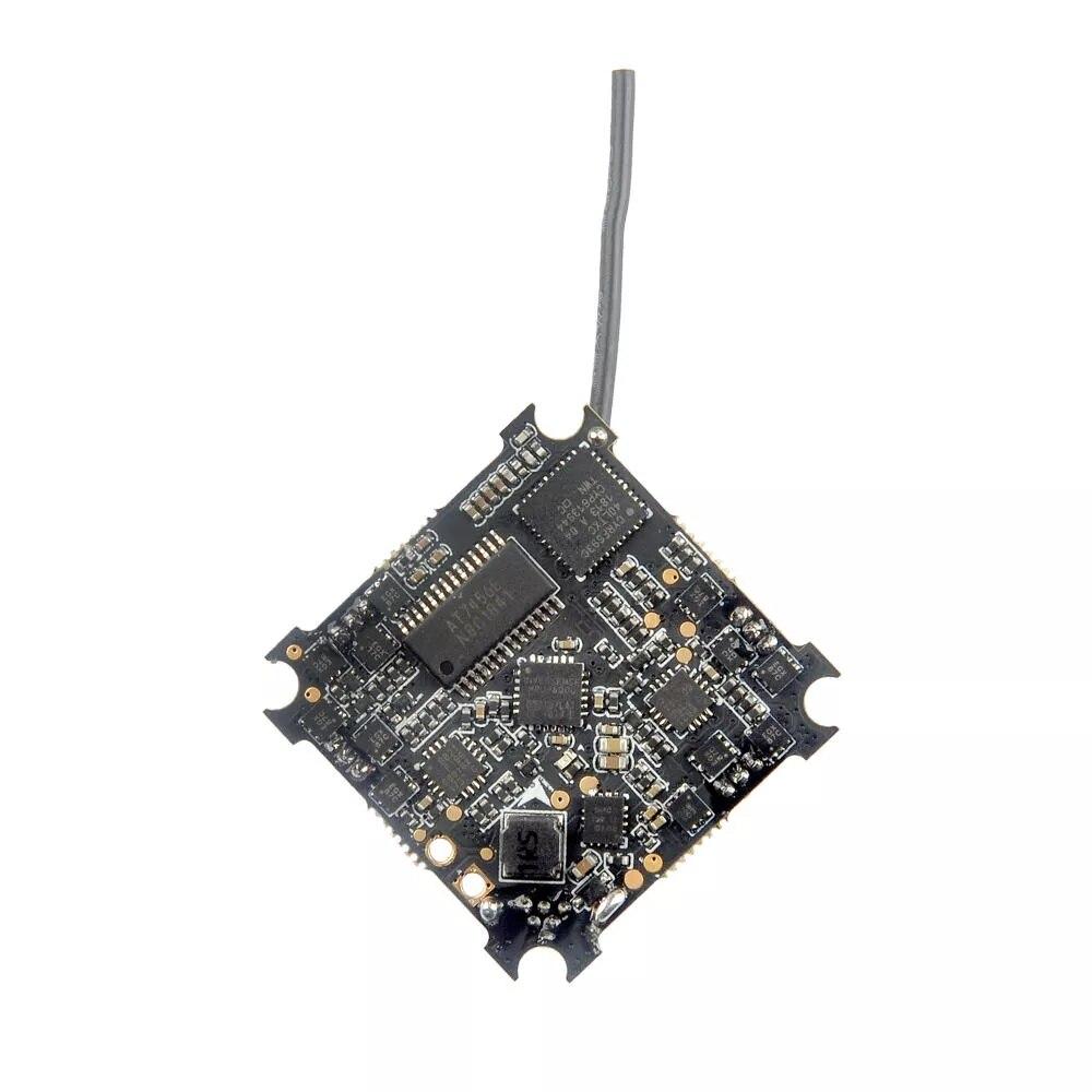 Contrôleur de vol Happymodel crazy ybee F4 Pro V2.0 Mobula7 HD 1-3 S avec ESC 5A et récepteur Flysky/Frsky/DSMX Compatible - 2