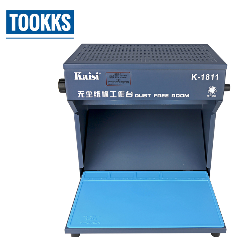 43c325671eb1 Kaisi K-1811 Dust Free Room Purify Operating room for mobile phone LCD  screen Refurbish