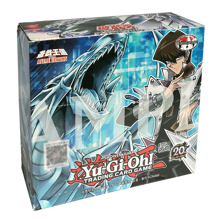 240 Teile/satz Yugioh Karten Yu Gi Oh Anime Spiel Sammlung Karten Spielzeug Für Jungen Mädchen Brinquedo Mit Einem LangjäHrigen Ruf