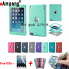 For IPad 2 3 4 Retina Kids Baby Safe Armor Shockproof Heavy Duty Silicone Hard Case