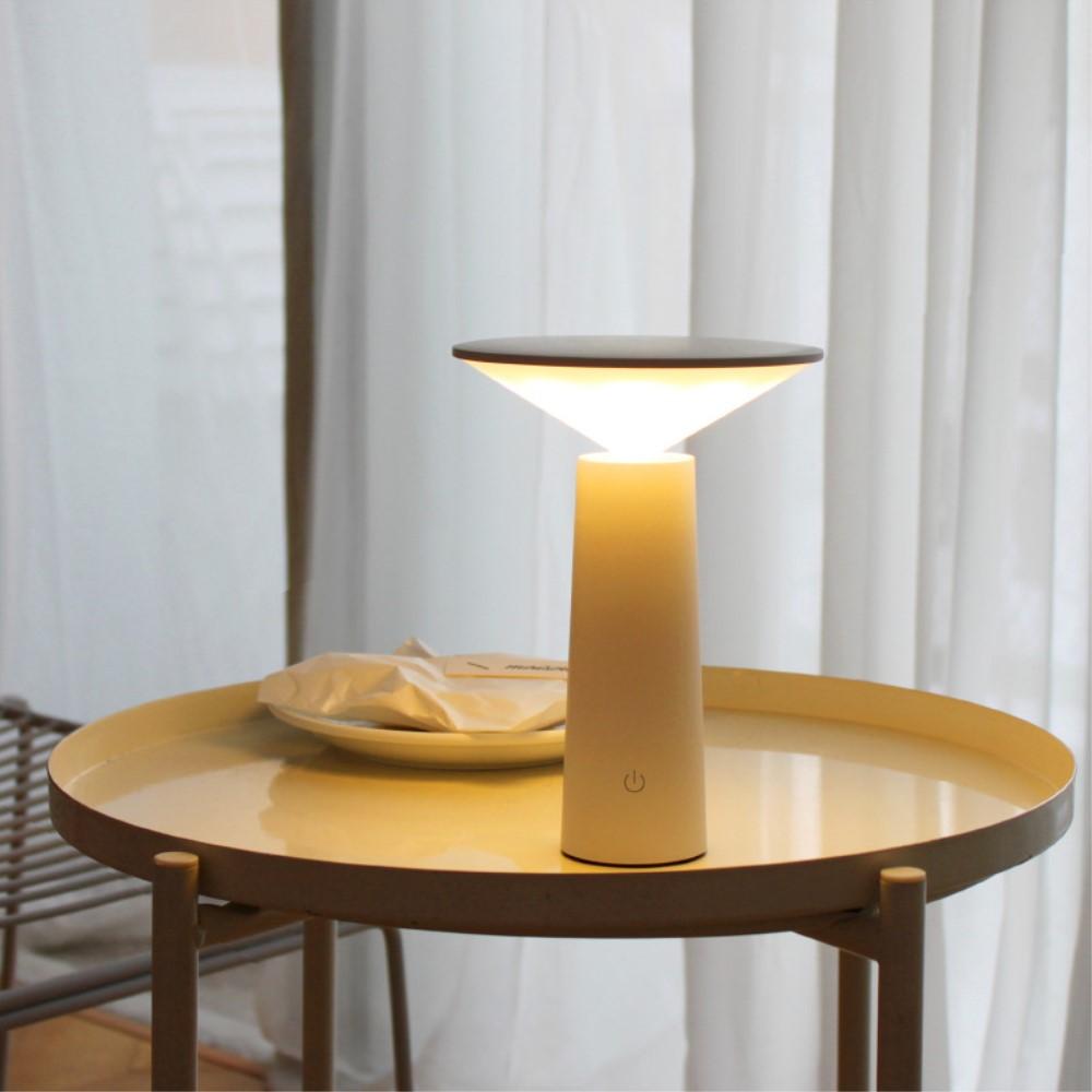 Moderne Led Tisch Lampen Indoor Dekoration Schreibtisch Lichter Dimmbare Schlafzimmer Lesen Beleuchtung Tragbare Usb Aufladbare Nacht Lampe Led-tischleuchten