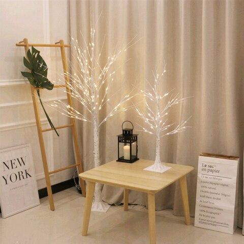 festival natal decoracao moderna interior branco quente