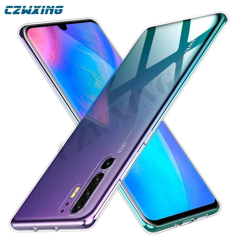 For Huawei P30 Case Huawei P30 Lite Case Soft Silicone Back Cover Phone Case For Huawei P30 Lite P30 Pro P30Lite P30Pro P 30