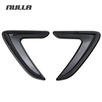 NULLA Exterior Door Side Fender Sticker Outlet Air Styling For BMW 3 Series F30 2013 2014