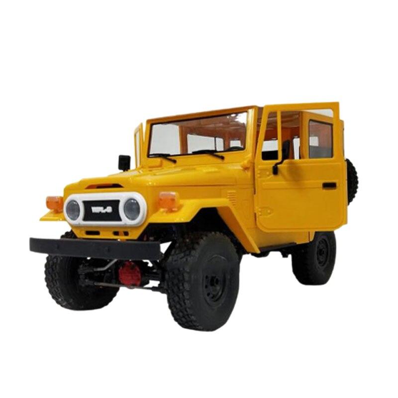 Wpl C34Km 1:16 4Wd escalade tout-terrain camion télécommande voiture bricolage accessoires modifié mise à niveau garçon jouet modèle Rc jouets pour enfants