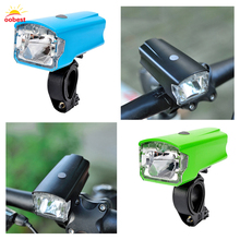 Bicycle Front Light USB Rechargeable High Power LED flash light Handlebar Lighting Lantern Bike Cycling Flashlight 1200mAH