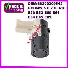 Nuovo 66200309542 66200309542 Anteriore/Posteriore Sensore di Parcheggio PDC Per bmw E39 E53 E60 E61 E64 E65 E83 R50 R52 r53 525i 530i 540i M5 X5.