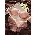 Das Mulheres quentes Rendas Conjuntos de Sutiã E Calcinha 3/4 Xícara Bra & panty Lingerie Push Up Conjunto de Roupa Interior Feminina das Mulheres conjunto Bras Intimates