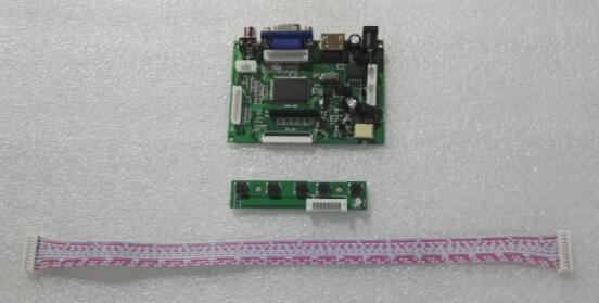 Lcd ekran TTL LVDS Denetleyici Kurulu HDMI VGA 2AV 50PIN 800*480 AT090TN10 AT070TN94 92 90 Destek Otomatik VSTY2662 V1