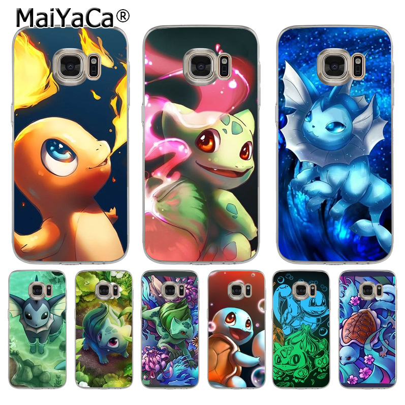 maiyaca-charizard-squirtle-vaporeon-font-b-pokemons-b-font-coque-shell-phone-case-for-samsung-s5-s6-s7-edge-s8-plus-s6-edge-plus-s3-s4