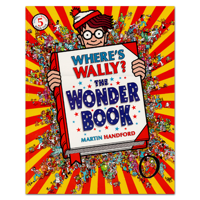 Classic Where's Wally Pack of 6 Books
