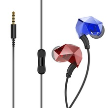 Sound Intone E6+ In-ear Earphones Noise Isolation Sport Earphone with Microphone Volume Control for iPhone for Xiaomi Android