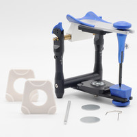 Model Accurate Scale Dental Plaster Model Functional Zinc Alloy Articulator