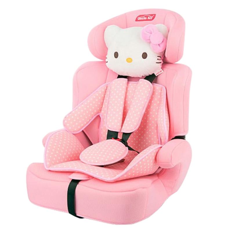 Здесь продается  High Quality Baby Car Seat Child Safety Auto Chair Kids Protection Seat 9M-12Y Baby Auto Car Safety Seats / Chair  Детские товары