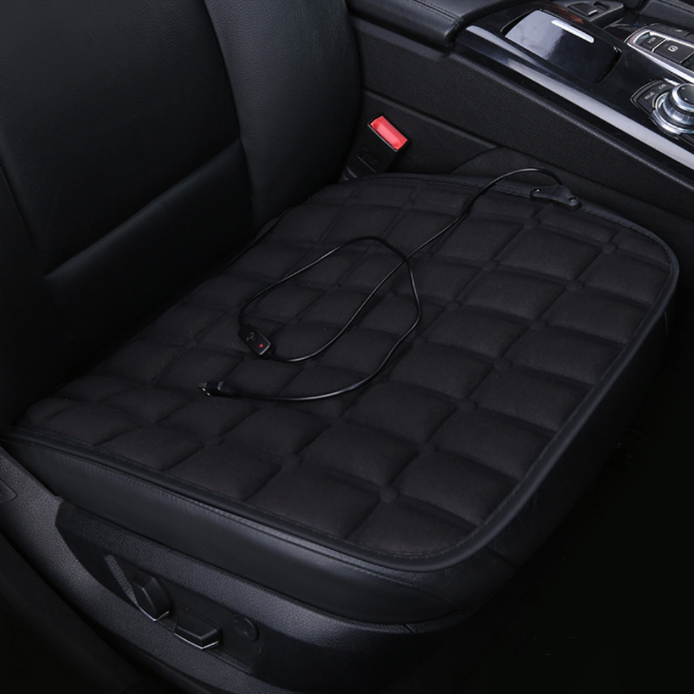 Car styling USB Heating Cushion Winter 12V Car Seat Electric Heating Seat  Cover Heated Car Tweezers Electric Heating Pad|Automobiles Seat Covers| -  AliExpress