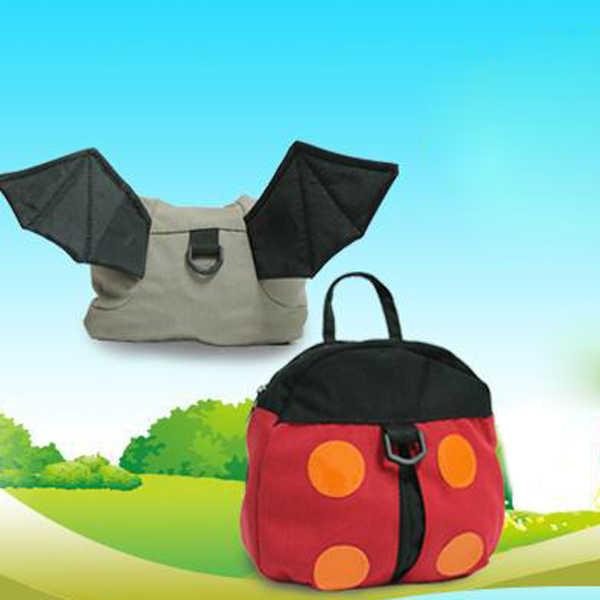 714efd46a2 Baby Walker Toddler Leash Backpack for Kids Harness Kids Keeper Cartoon  Backpacks for Children Strap Bag