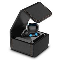 bluetooth earbuds mono small single hidden invisible earpiece micro Boxed earphones mini wireless earphone for phone